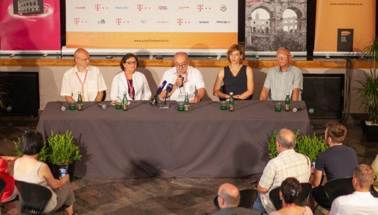 "Filmu ""Dnevnik Diane Budisavljević"" Velika Zlatna arena 66. Pulskog filmskog festivala"
