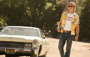 """Soundtrack filma """"Bilo jednom…u Hollywoodu"""" u skladu s Tarantinovim odličnim ukusom za glazbu!"""