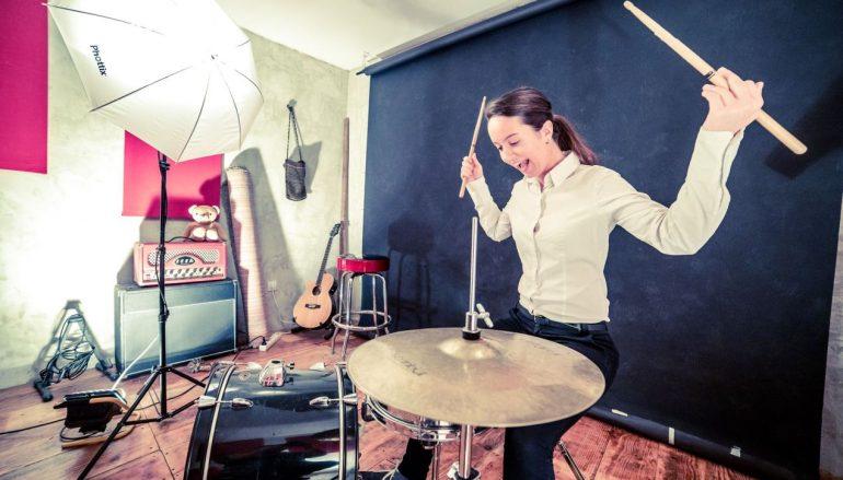 Mlada jazz bubnjarka Bruna Matić objavila album prvijenac