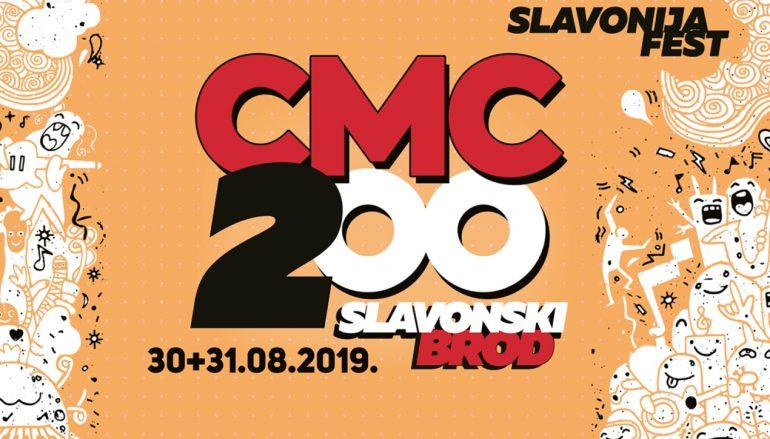 U prodaji dvostruki CD s pjesmama sudionika 4. izdanja Slavonija festa CMC 200 2019.