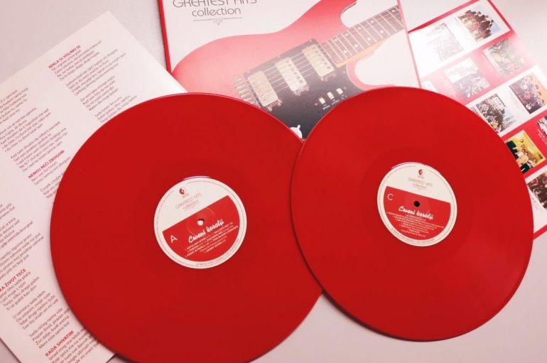 Rock pioniri Crveni koralji s najvećim hitovima po prvi put na dvostrukom crvenom vinilu!