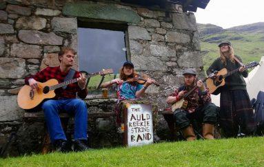 Tradicionalna američka folk glazba na Sceni Amadeo