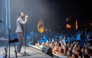 FOTOGALERIJA: Spektakularnim nastupom Petar Grašo iz Opatije krenuo na veliku turneju