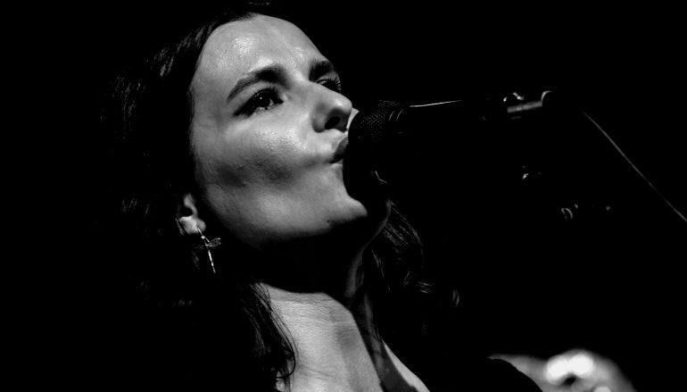 Nina Romić i bend ovog tjedna u zagrebačkom klubu Vinyl