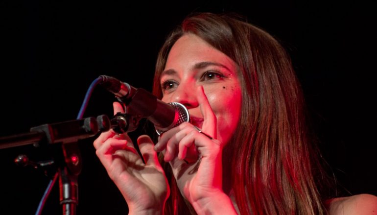 Sara Renar 2020. godinu otvara koncertom u Grofu Melinu u Zagrebu