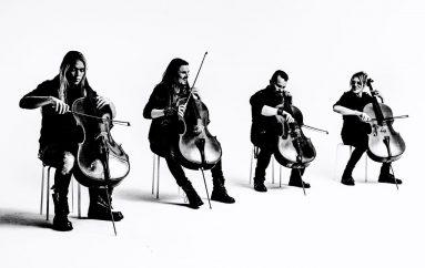 "Apocalyptica uoči zagrebačkog koncerta objavila novi album ""Cell-O"""