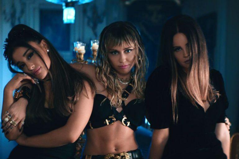 GIRL POWER! Ariana Grande, Miley Cyrus i Lana Del Rey postale Čarlijevi anđeli!