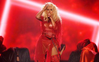 """Christina Aguilera predstavila pjesmu iz animiranog filma """"The Addams Family"""""""