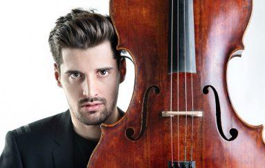 """Luka Šulić prvi glazbenik ikada koji će svirati """"Četiri godišnja doba"""" za solo violončelo"""