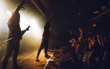 FOTOGALERIJA: Odlična black i death metal večer u Močvari na čelu s Infernal Execrator