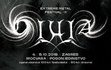 Oluja će protutnjati Močvarom i Pogonom Jedinstvo – vrijeme je za novi Oluja Fest!