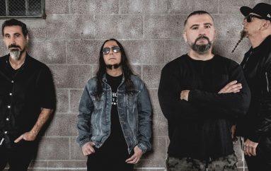 System of a Down objavili nove datume europske turneje – dolaze i u Budimpeštu!