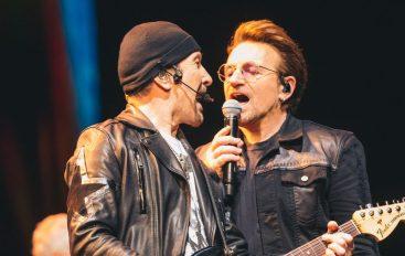 """VIDEO: Poslušajte kako su Bono i The Edge iz U2-a obradili """"Stairway to Heaven"""""""