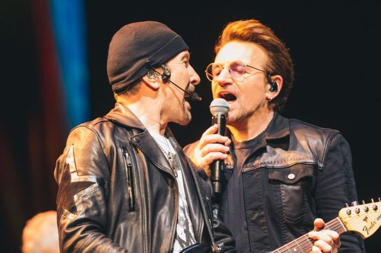 "VIDEO: Poslušajte kako su Bono i The Edge iz U2-a obradili ""Stairway to Heaven"""