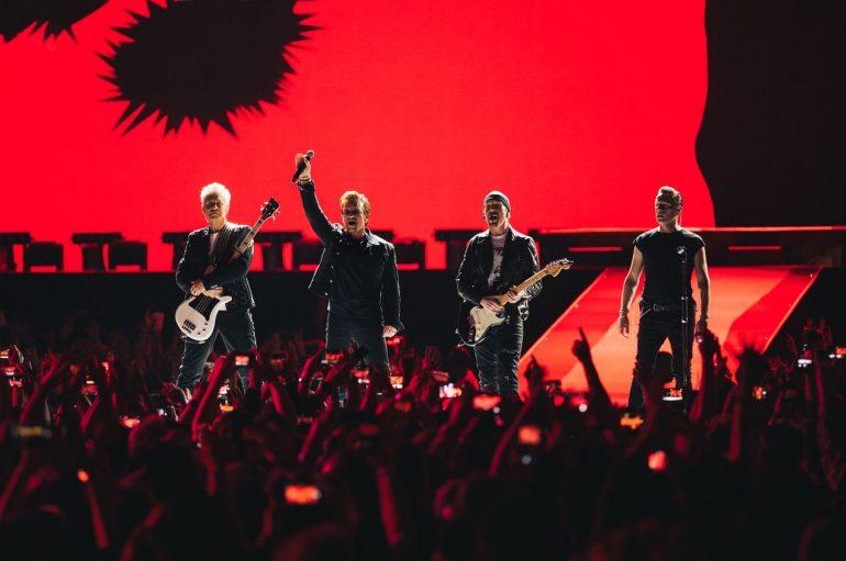 """U2 najavili prvi koncert u Mumbaiju u Indiji za kraj """"The Joshua Tree"""" turneje"""