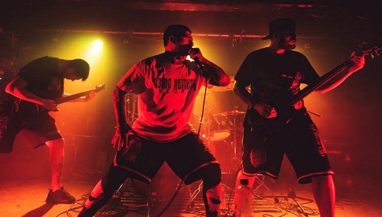 IZVJEŠĆE/FOTO: Attackom protutnjao uralski brutal death metal!