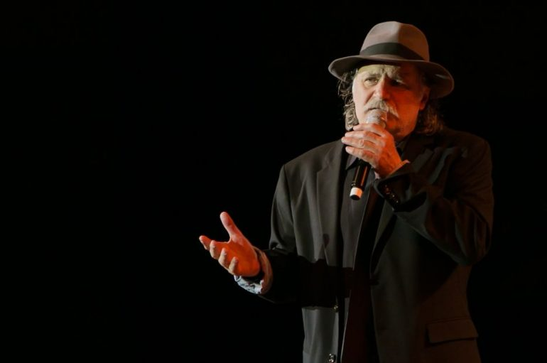 Prošlogodišnji koncert Rade Šerbedžije u HNK-u od sada na CD-u i Blu-rayu