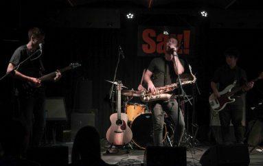 Fantastična funky večer u Saxu uz Roka Vuškovića i njegov bend!