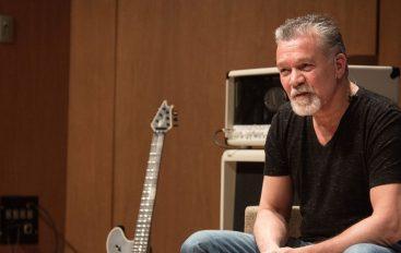 Eddie Van Halen ponovno teško bolestan – vratio mu se rak grla!