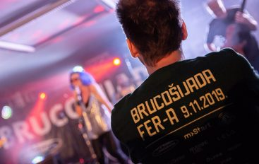IZVJEŠĆE/FOTO: #BRUCIFER okupio veliki broj (ne)studenata, a sve zbog najluđe Brucošijade u gradu!