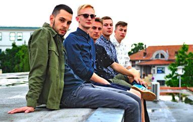 """PREMIJERA: Mladi rockeri Demode donose vam """"Bezbroj boja"""""""