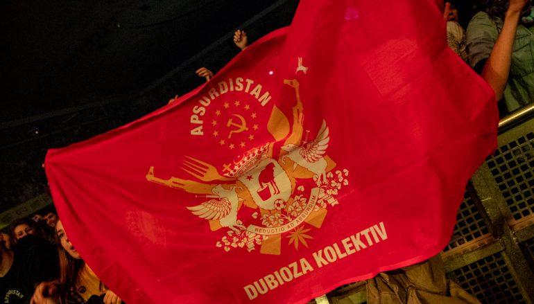 Dubioza kolektiv postala dio Robotske demokratske partije! Poslušajte himnu!