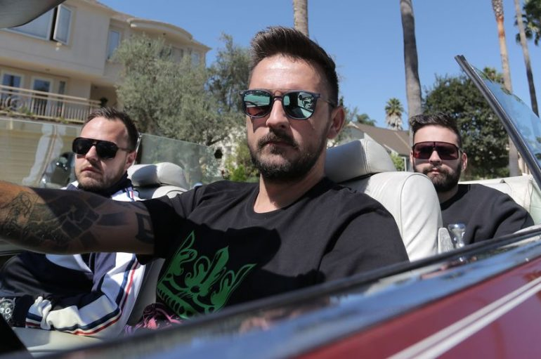 """Frenkie, Kontra i Indigo otkrili spot za pjesmu """"Domina"""""""