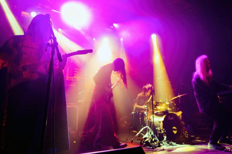 FOTOGALERIJA: Japanski psihodeličari Acid Mothers Temple nastupili u Tvornici kulture