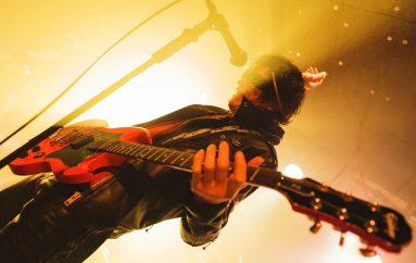 FOTOGALERIJA: Kultni japanski rockeri Guitar Wolf u Vintage Industrial Baru