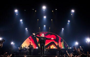 """TRI SATA U SPLITU: Još jedan sjajan nastup Parnog valjka u sklopu turneje """"Runda 44"""""""