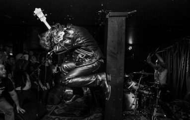 Japansko rock blago Guitar Wolf vraća se u Hrvatsku!