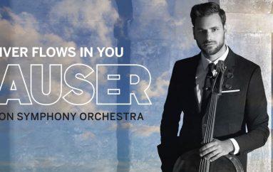 """""""River Flows In You"""", novi spot Stjepana Hausera koji najavljuje solo album!"""