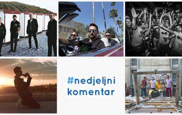 #nedjeljnikomentar: Bruto Geto, Bulevard, Frenkie, Kontra i Indigo, Rezerve, U2