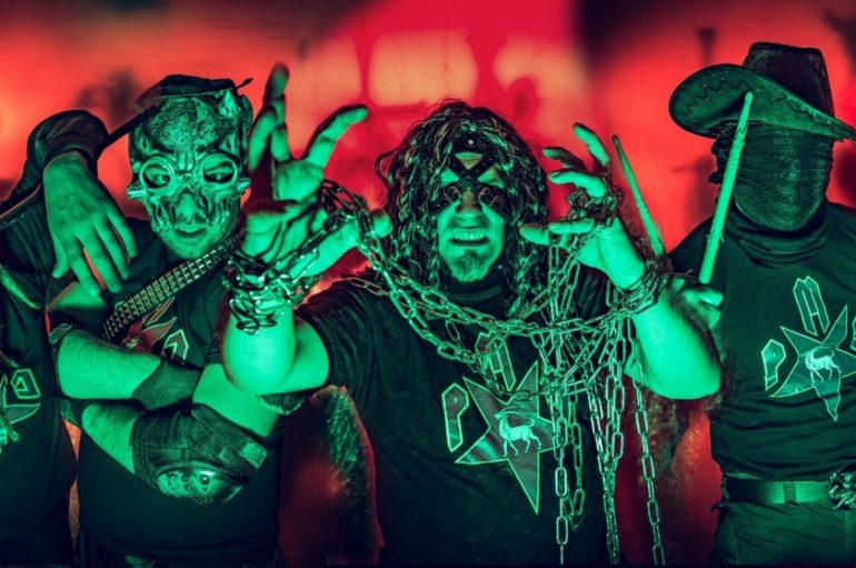 Prvi hrvatski ča-metal bend Po' Metra Crijeva dolazi u Purgatory