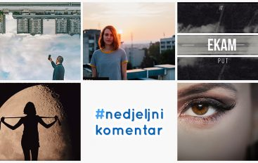 #nedjeljnikomentar: Dienne, EkAm, Irena Žilić, Kandžija, Svemir