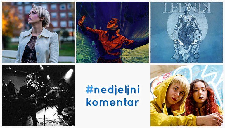 #nedjeljnikomentar: Fire in Cairo, Ivana Kindl, Je Veux, Lednik, Playground Hustle