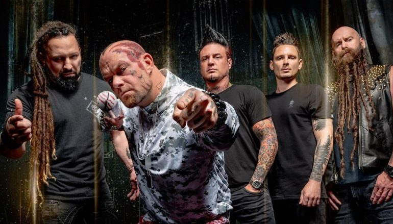 Uoči koncerta u Budimpešti Five Finger Death Punch objavili novi singl