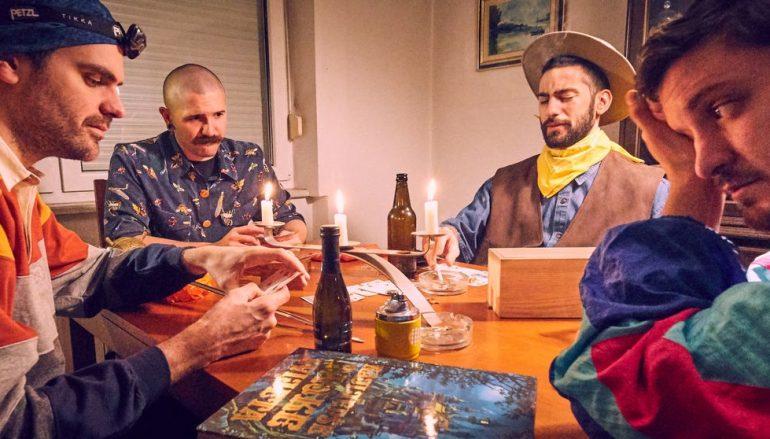 """Novi zagrebački bend Como Bluff predstavlja prvi singl """"Cannibal Snake"""""""