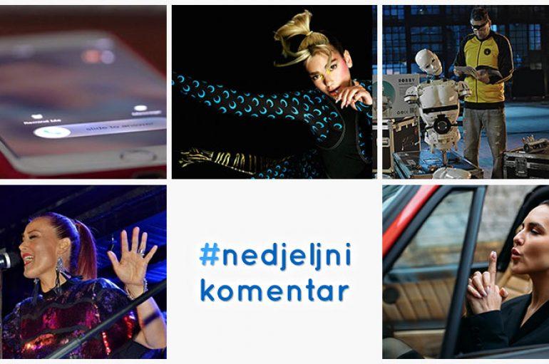 #nedjeljnikomentar: Dua Lipa, Dubioza kolektiv, EkAm, La Lana, Nikolina Tomljanović