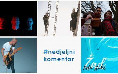 #nedjeljnikomentar: Brainswitch, Kali Lago, Letu štuke, Nikola Marjanović, Nola i Elvis Stanić