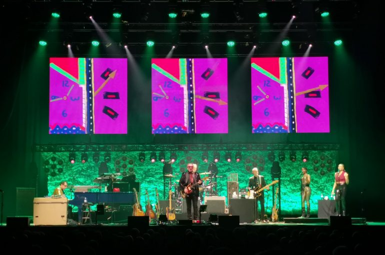 Exclusive report/ekskluzivno izvješće: Elvis Costello & The Imposters @ Glasgow – the king in Scotland/kralj u Škotskoj