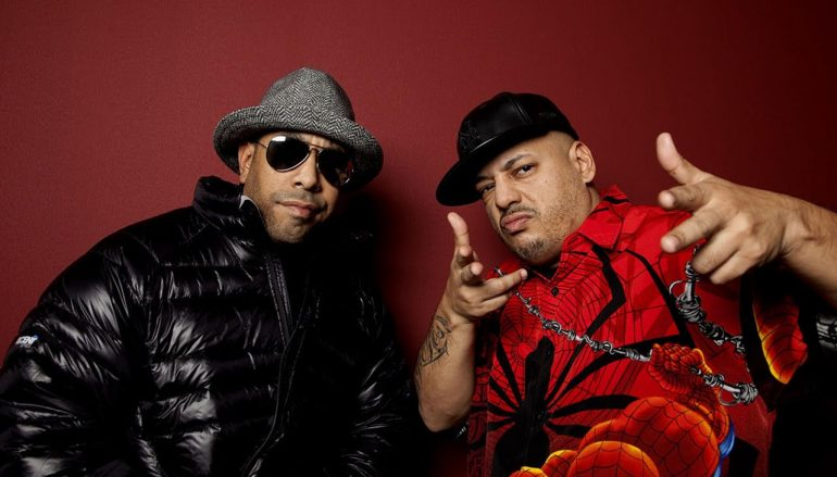 Američki hip hop duo The Beatnuts sljedećeg tjedna u Boogaloou