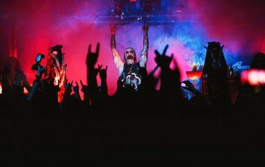 IZVJEŠĆE/FOTO: Crna Močvara – Belphegor, Suffocation, Hate i Carnifliate pomračili publiku žestokim zvukom i izgledom