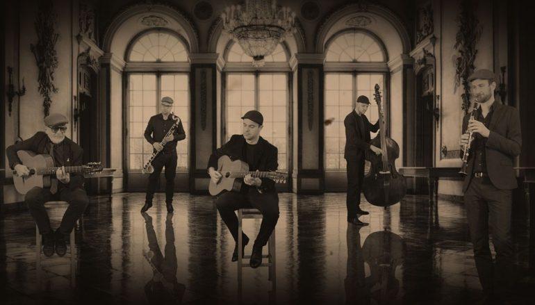 Oridano Gypsy Jazz Band objavio treći singl s nadolazećeg albuma