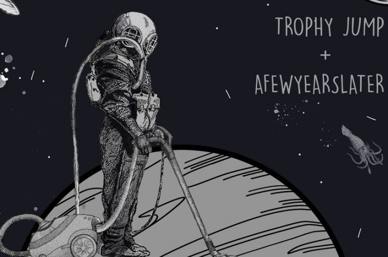 Trophy Jump predstavio split EP s mađarskim bendom afewyearslater