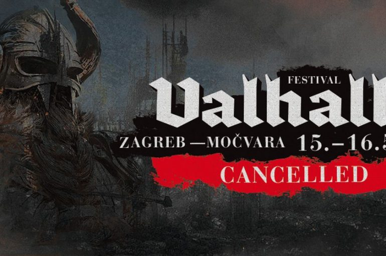 Otkazan Valhalla festival 2020. zbog pandemije koronavirusa