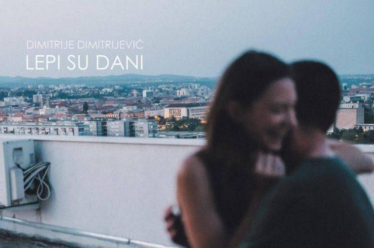 """Dimitrije Dimitrijević (Igralom) prvim solo singlom """"Lepi su dani"""" najavio debi album"""