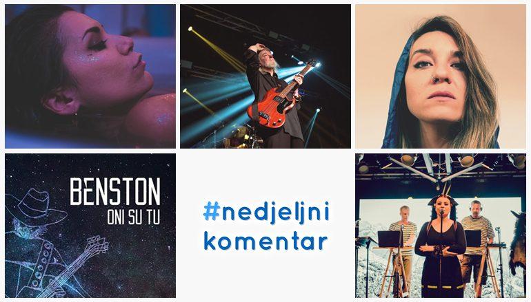 #nedjeljnikomentar: Aklea Neon, Benston, Lado Electro, Sacher, Sun U