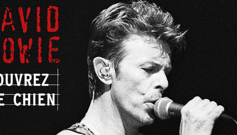 Najavljen novi live album Davida Bowieja