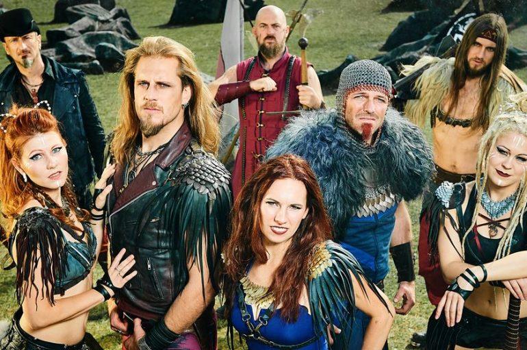 Intervju s folk rock velikanima Feuerschwanz koji su upravo objavili novi album